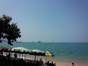 パタヤビーチ2