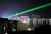 パタヤ夜景