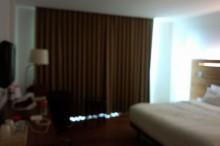 サチャズホテルウノの部屋