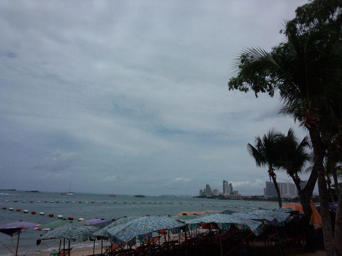 パタヤビーチ20140702