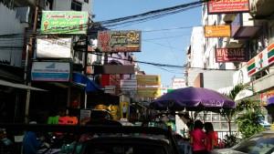 バンコク アラブ人街