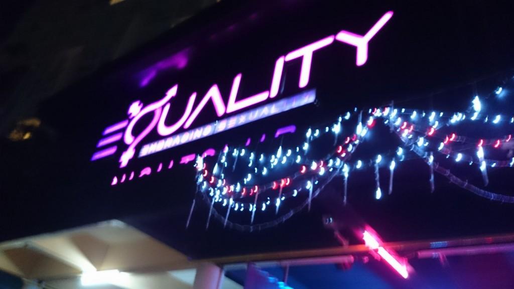バンコク EQUALITY