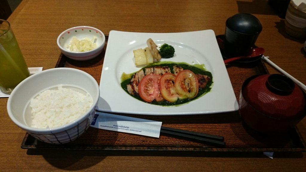 大戸屋の和食