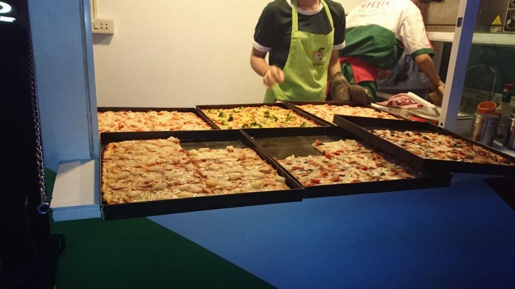 ソイカのピザ屋