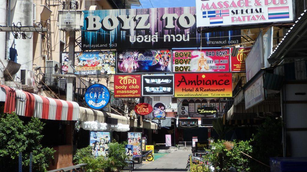 Pattaya(パタヤ) ボーイズタウン
