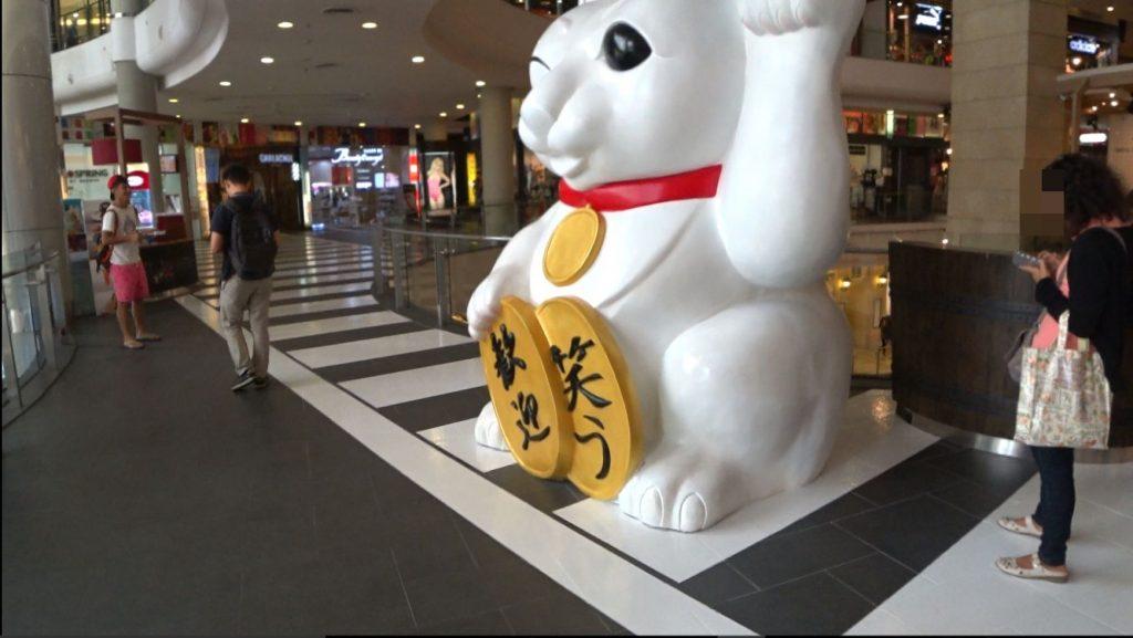 ターミナル21日本フロア